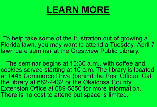 grass seminar