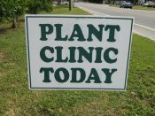 plant clinic