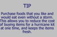 prepare tip